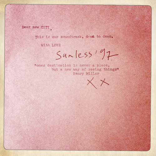 Sunless '97 - Other People's Poetry Mix