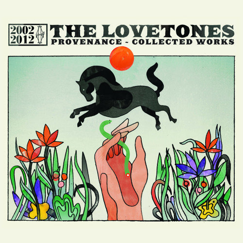 The Lovetones 'Provenance - Collected Works'