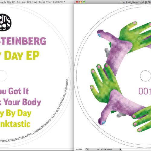 Daniel Steinberg - day by day