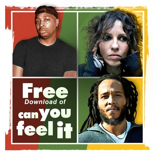 Ziggy Marley - Can You Feel It feat. Chuck D & Linda Perry