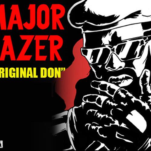 """Major Lazer """"Original Don"""" King Yoof v Gold Re-Lick"""