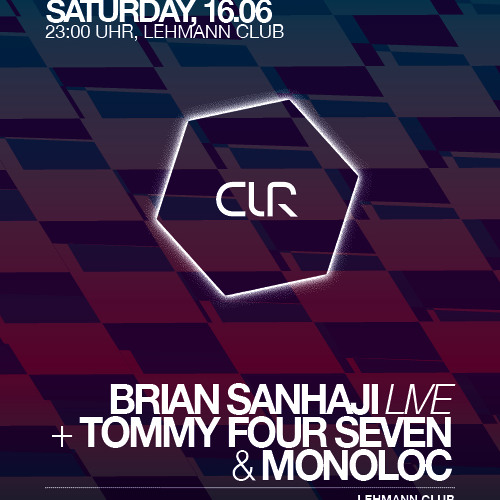 CLR STUTTGART 2012 - LEHMANN CLUB RESIDENCY - MONOLOC PROMO MIX JUNE 2012
