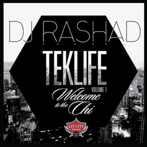 "DJ Rashad: ""CCP"""