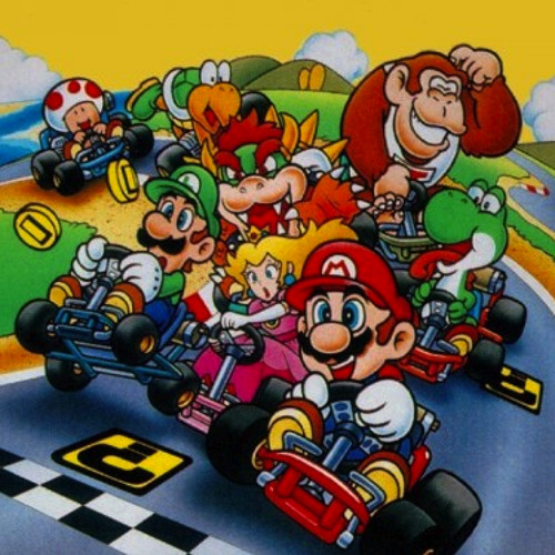 Super Mario Kart - Battle Mode Remake