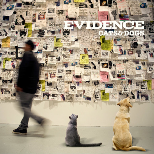 Evidence - The Liner Notes feat Aloe Blacc