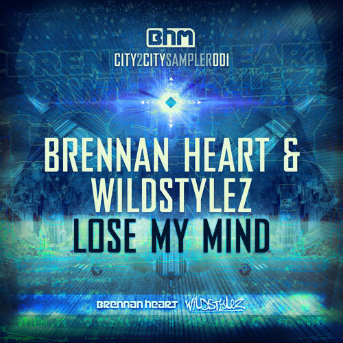 Brennan Heart & Wildstylez - Lose My Mind