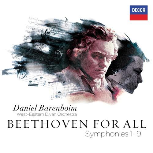 Daniel Barenboim & the WEDO perform Beethoven's Symphony No. 5 (Allegro con brio)