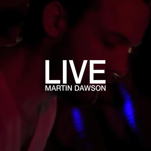 Martin Dawson 'Live EP' Moodmusic