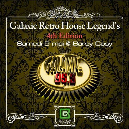 DJ HS Galaxie Retro House Legend's IV