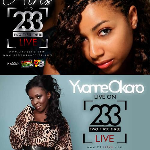 233 LIVE (Airis & Yvonne Okoro)