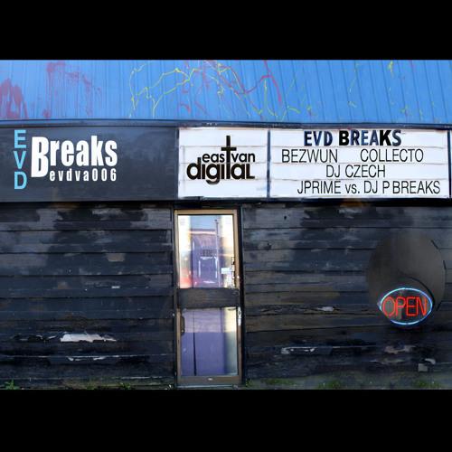 jprime vs DJ P Breaks - I Wanna Hear The Break