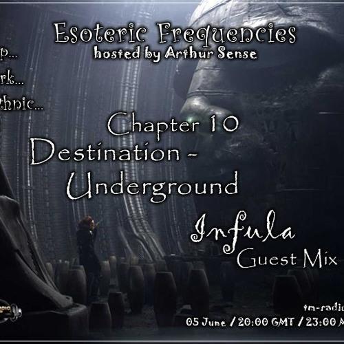 Arthur Sense - Esoteric Frequencies #010: Destination - Underground [June 2012] on tm-radio.com