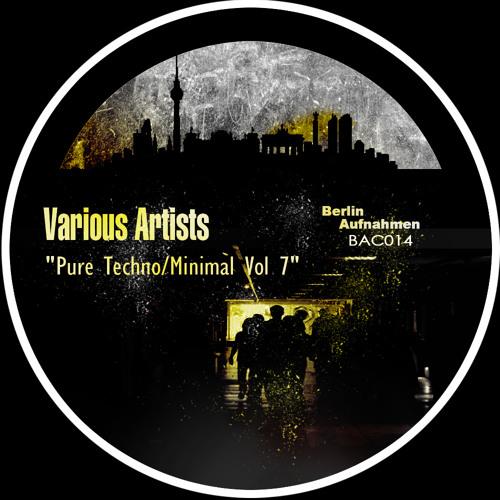 Joseph Hades - Virtual Space (Original Mix) [Berlin Aufnahmen]