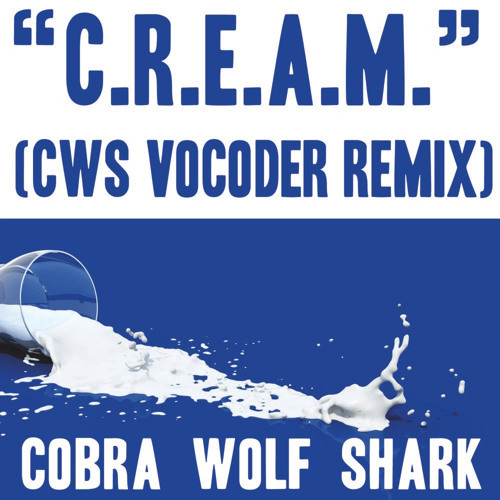 C.R.E.A.M.(CWS Vocoder Remix) The Beat Inn Therapy Chop 71