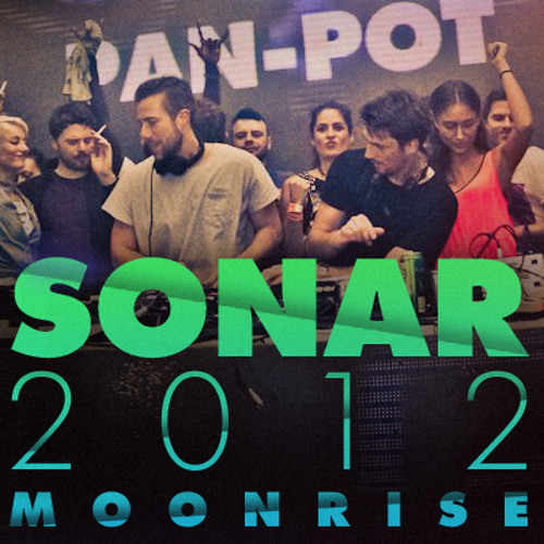 PAN-POT (mobilee) - Sonar by Night 2012