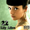 22. Lily Allen ( Dispatch remix )