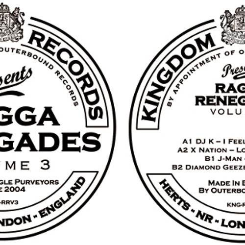 "J-Man - Deeper [Out Now on Outerbound Records - Ragga Renegades Vol. 3 12""]"