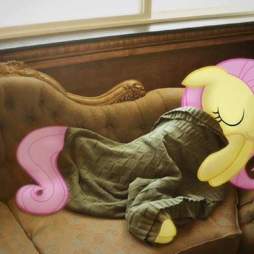 Fluttershy - Hush Now, Quiet Now (Sim Gretina Remix)