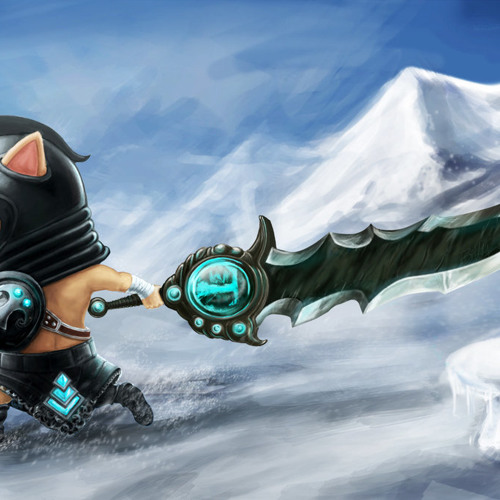 Insta-Lock Tryndamere (League Of Legends Champion Rocks, UberGuitarDude - NA & Sonny Psydup - NA)