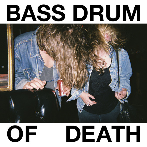 "Bass Drum of Death | ""White Fright"""