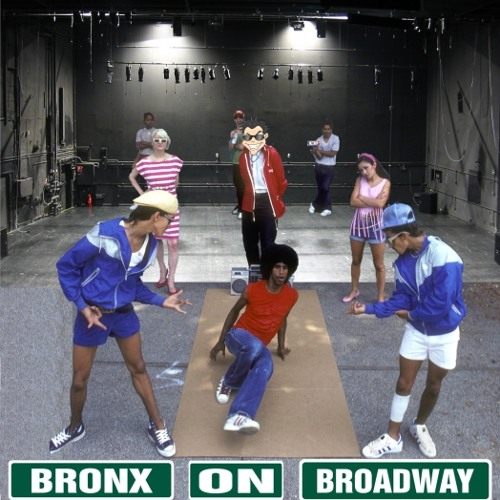 Jason King - Bronx On Broadway (Free Download)
