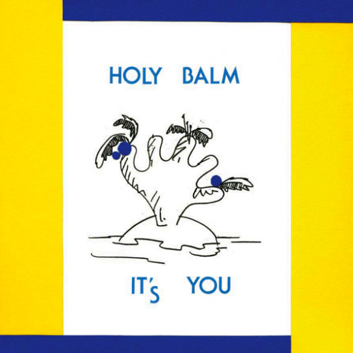 Holy Balm - Take it