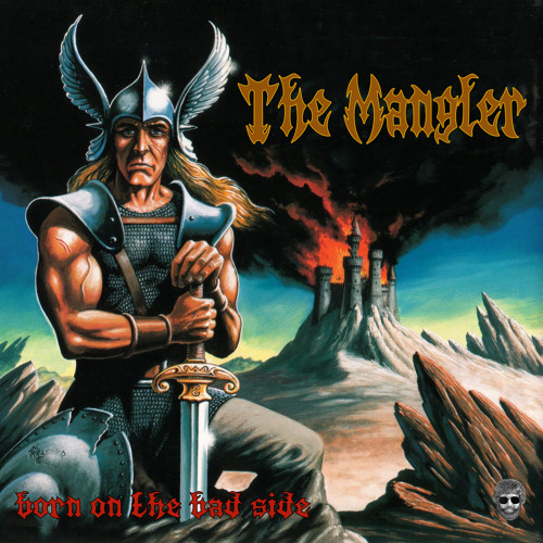 The Mangler - Never Too Young