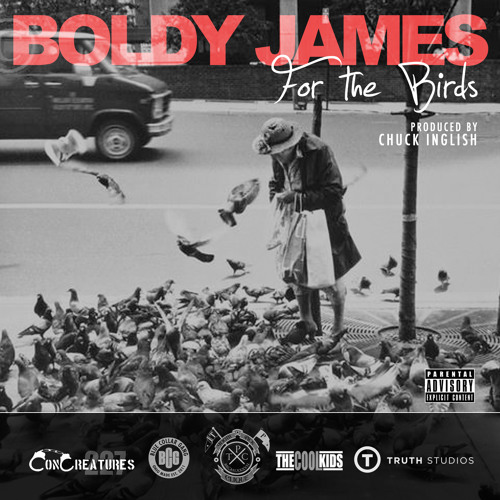 "Boldy James ""For The Birds"" produced by Chuck Inglish"
