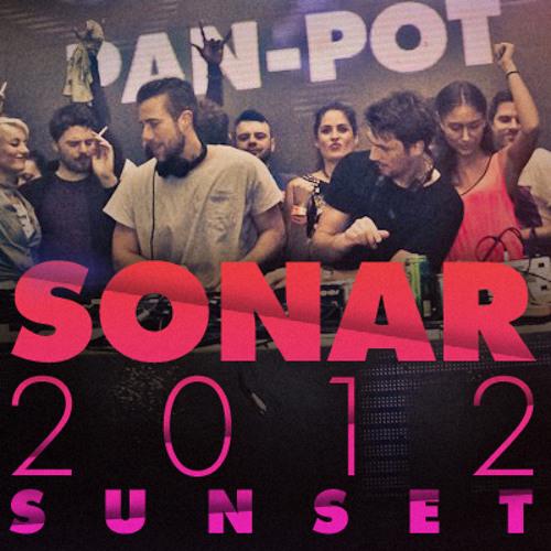 PAN-POT (mobilee) - Sonar by Day 2012