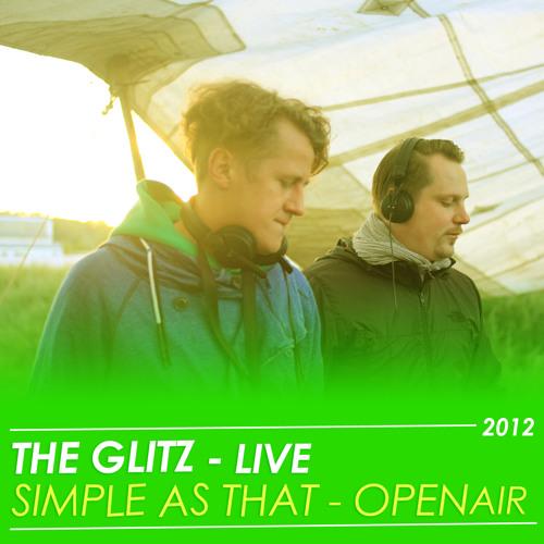 THE GLITZ @ SAT - OPENAIR 2012