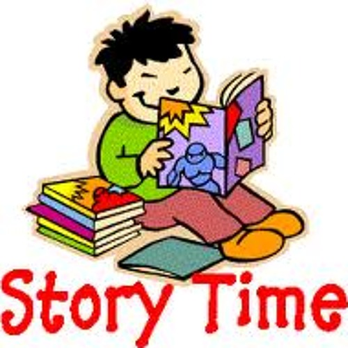 It's story time, so be quiet and sit still