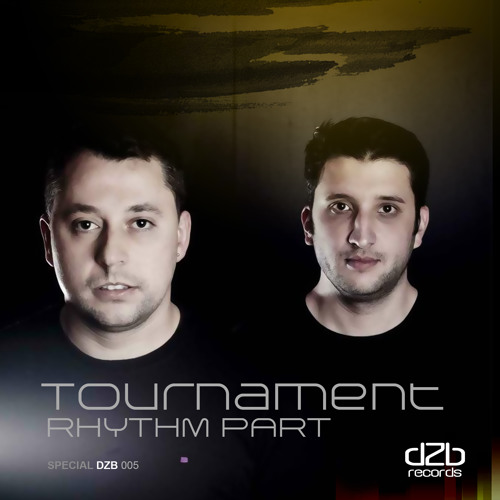 Special dZb 005 - Rhythm Part - Tournament EP / Now On Beatport!