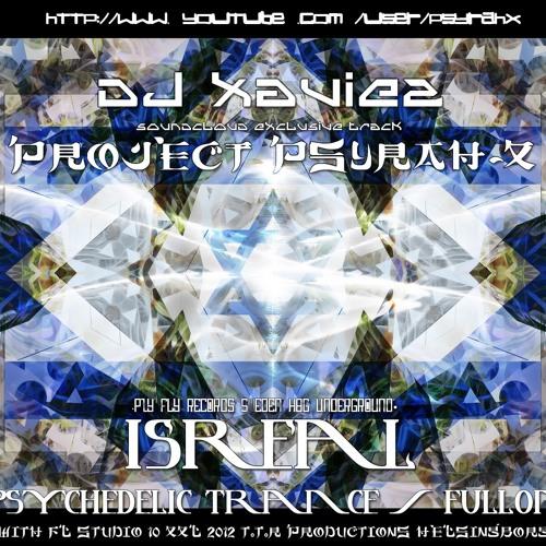 Dj Xaviez - Israel (Fullon-PsyTrance) ZSPE FL10