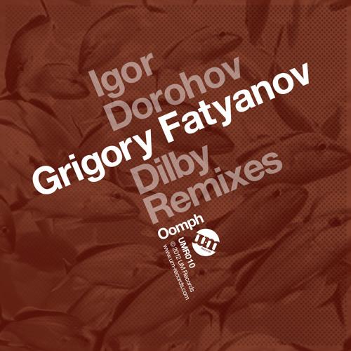 Grigory Fatyanov - Oomph EP