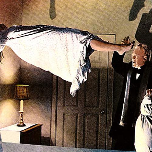 8. Resident Exorcist - Ellis Thomas