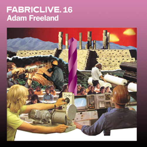Adam Freeland- Fabric Live 16-(2004)