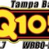 JoJo Kincaid on WRBQ Q105 Tampa Bay in April 2012