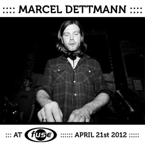 Marcel Dettmann - Fuse Brussels 21/04/2012