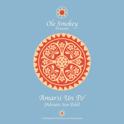 Sampler of Amarsi Un Po' / Time (Ole Smokey Edits)Vinyl is OOP. Digital available at Bandcamp