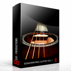 """8Dio Songwriting Guitar: """"Leave Your Hangdrum Behind"""" by Colin O' Malley (vocals) and Troels Folmann"""