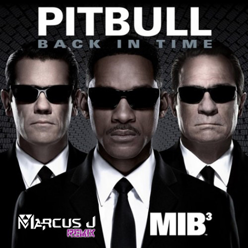 Pitbull- Back in Time (Marcus J Club Bootleg)