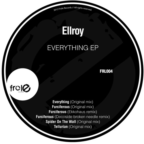 Ellroy - Everything (Original Mix)