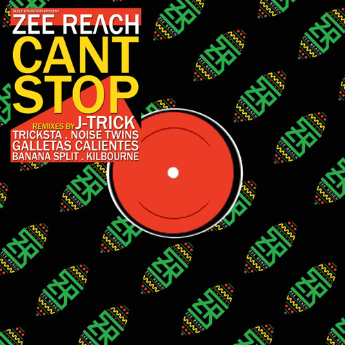 "8-Zee Reach ""Dum Dum"" Galletas Calientes Remix"
