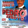 PEDRO ARROYO MIX SABADO 16 DE JUNIO EN CHICAGO