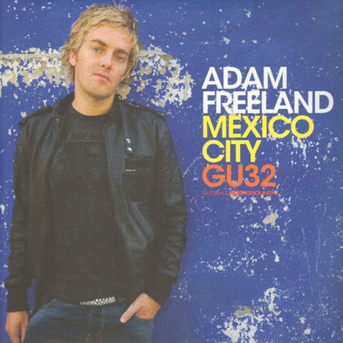 Adam Freeland - Global Underground 32-Mexico City- CD2  (2007)