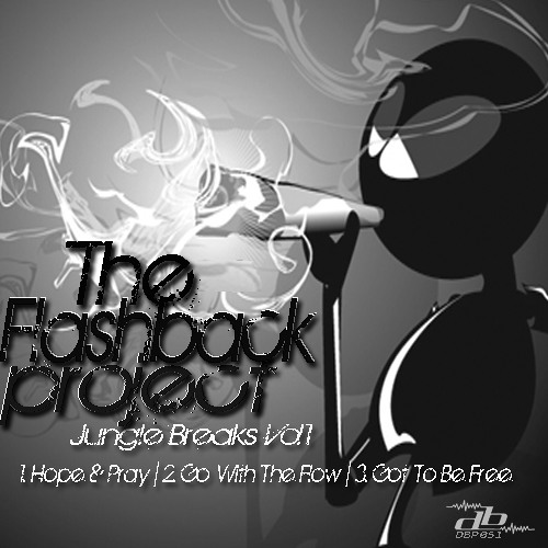 [OUT NOW] DBP051 The Flashback Project - Jungle Breaks Vol 1