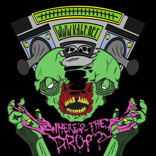 Where's The Drop Radio - Episode #2 Ft. Spol [6/8/2012](Dubstep 15 MiniMix by Raydah)