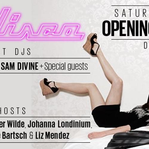 Sam Divine - Pooldisco @ Ushuaia, Ibiza Every Saturday