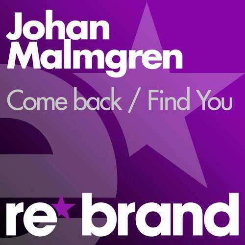 Johan Malmgren - Find You