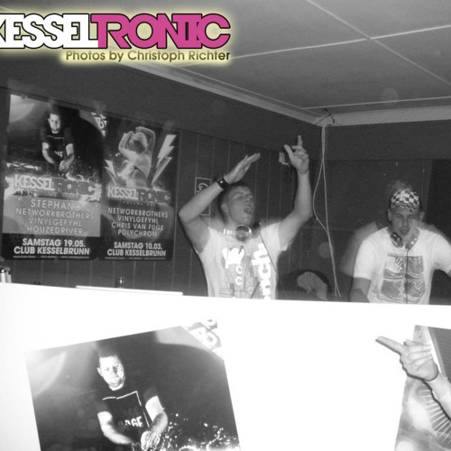 Network Brothers - live @ Kesseltronic vol.III 19.05.12